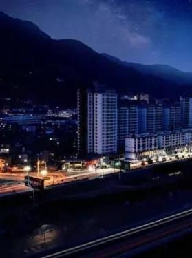 陇南武都丨一座生态文明与绿色发展共融的北方小城