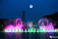 陇南武都这个公园的夜景美炸了,你去过吗?